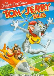 Tom And Jerry Tales: Volume 1 (Repackage)