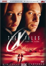 X-Files, The: Fight The Future (Repackage)