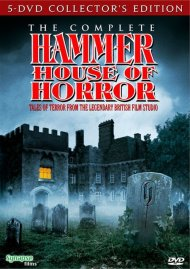 Complete Hammer House Of Horror, The: Collectors Edition