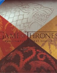 Game Of Thrones: The Complete First Season Collectors Edition (Blu-ray + DVD + Digital Copy)