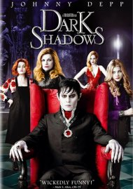 Dark Shadows (DVD + UltraViolet)