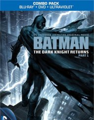 Batman: The Dark Knight Returns - Part 1 (Blu-ray + DVD Combo)