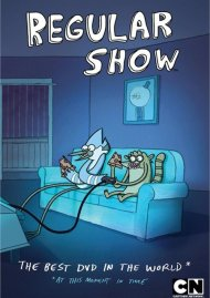 Regular Show: The Best DVD In The World *At This Moment In Time - Volume 2