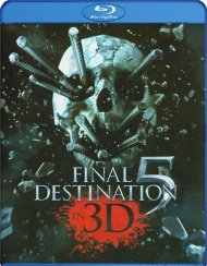 Final Destination 5 3D (Blu-ray 3D + DVD + UltraViolet + Digital Copy)