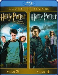 Harry Potter: Years 3 & 4 (Double Feature)