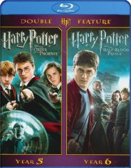 Harry Potter: Years 5 & 6 (Double Feature)