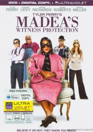 Madeas Witness Protection (DVD + Digital Copy)