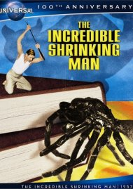 Incredible Shrinking Man, The (DVD + Digital Copy)