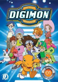 Official Digimon Adventure Set, The: The Complete First Season