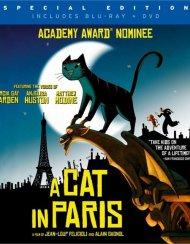 Cat In Paris, A (Blu-ray + DVD Combo)