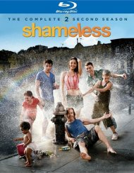 Shameless: The Complete Second Season (Blu-ray + UltraViolet)