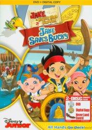 Jake And The Never Land Pirates: Jake Saves Bucky! (DVD + Digital Copy)
