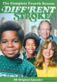 Diffrent Strokes: The Complete Fourth Season