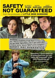 Safety Not Guaranteed (DVD + UltraViolet)
