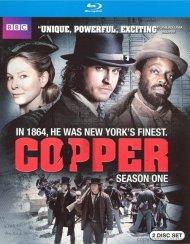 Copper: Season One (Blu-ray + UltraViolet)