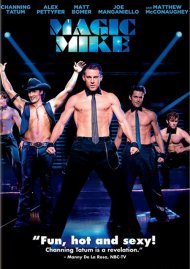 Magic Mike (DVD + UltraViolet)