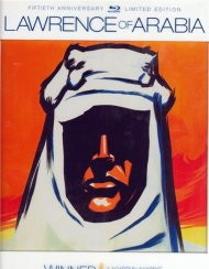 Lawrence Of Arabia: 50th Anniversary Collectors Edition