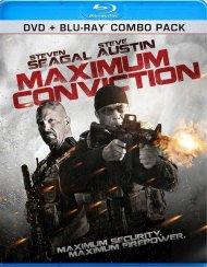 Maximum Conviction (Blu-ray + DVD Combo)