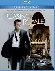 Casino Royale (Blu-ray + DVD Combo)