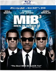 Men In Black 3 3D (Blu-ray 3D + Blu-ray + DVD + UltraViolet)