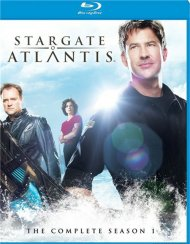 Stargate Atlantis: Complete 1st Season