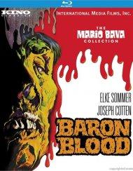 Baron Blood: Remastered Edition