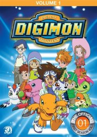 Digimon Adventure: Volume One