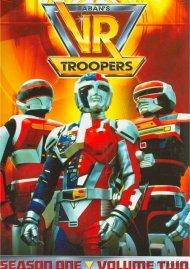 V.R. Troopers: Season One - Volume Two