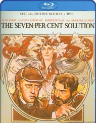 Seven-Per-Cent Solution, The (Blu-ray + DVD Combo)