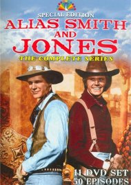 Alias Smith And Jones: The Complete Series - Special Edition