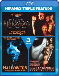 Halloween: Triple Feature