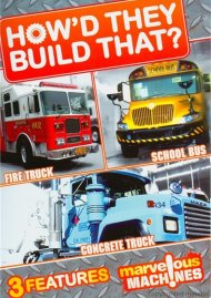 Howd They Build That?: Marvelous Machines