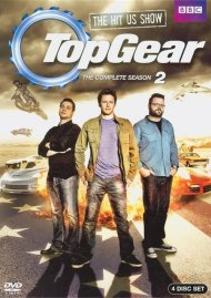 Top Gear USA: The Complete Second Season