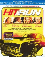 Hit & Run (Blu-ray + DVD + Ultraviolet + Digital Copy)