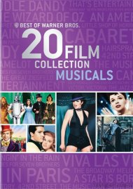 Best Of Warner Bros.: 20 Film Collection - Musicals