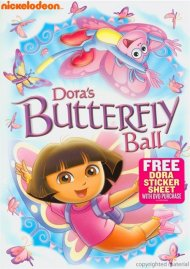 Dora The Explorer: Doras Butterfly Ball