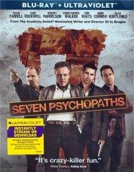 Seven Psychopaths (Blu-ray + UltraViolet)