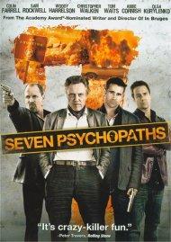 Seven Psychopaths (DVD + UltraViolet)