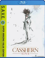 Casshern Sins: Complete Series (Blu-ray + DVD Combo)