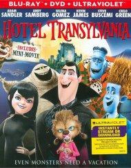 Hotel Transylvania (Blu-ray + DVD + UltraViolet)