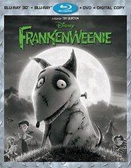 Frankenweenie 3D (Blu-ray 3D + Blu-ray + DVD + Digital Copy)
