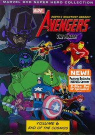 Avengers, The: Earths Mightiest Heroes! - Volume 6