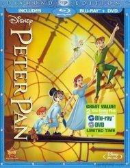 Peter Pan: Diamond Edition (Blu-ray + DVD Combo)