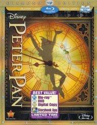Peter Pan: Diamond Edition (Blu-ray + DVD + Digital Copy)