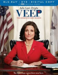 Veep: The Complete First Season (Blu-ray + DVD + Digital Copy)