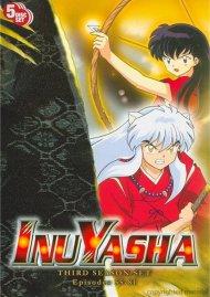 Inu-Yasha: Third Season Box Set (Repackage)