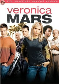 Veronica Mars: The Complete Second Season (Repackage)