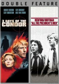 All The Presidents Men / Three Days Of The Condor (Double Feature)