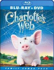 Charlottes Web (Blu-ray + DVD Combo)