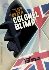 Life And Death Of Colonel Blimp, The: 2 Disc Edition - The Criterion Collection